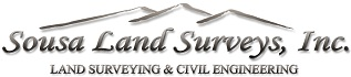 Sousa Land Surveys logo